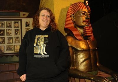 Kara Long of the Egyptian Theatre