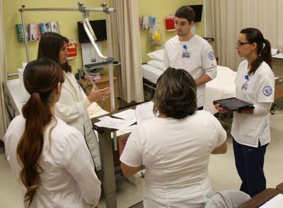 Southwestern nursing lab (copy)