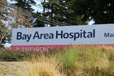 bay area hospital stock