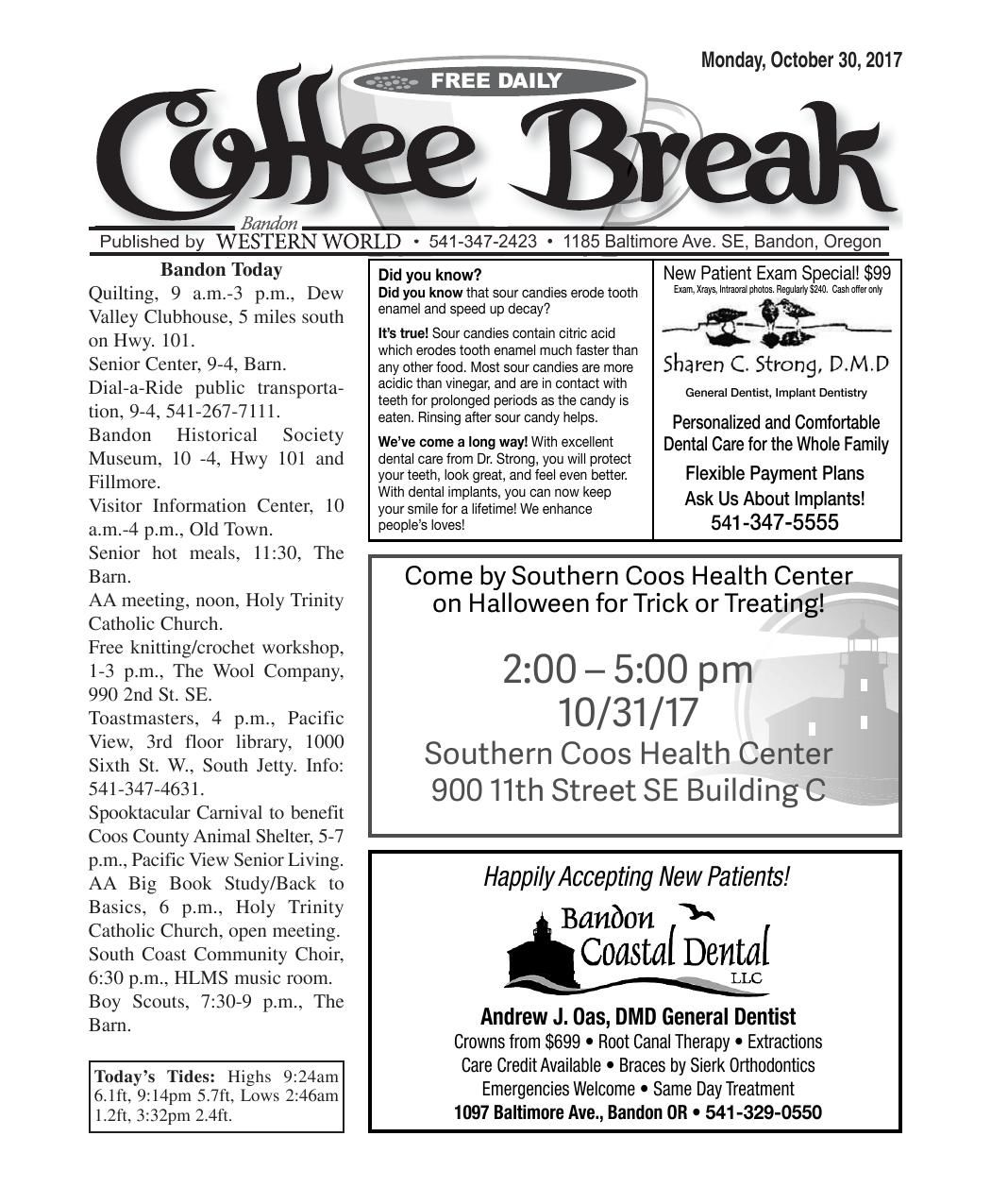 Oct. 30, 2017 Coffee Break.pdf