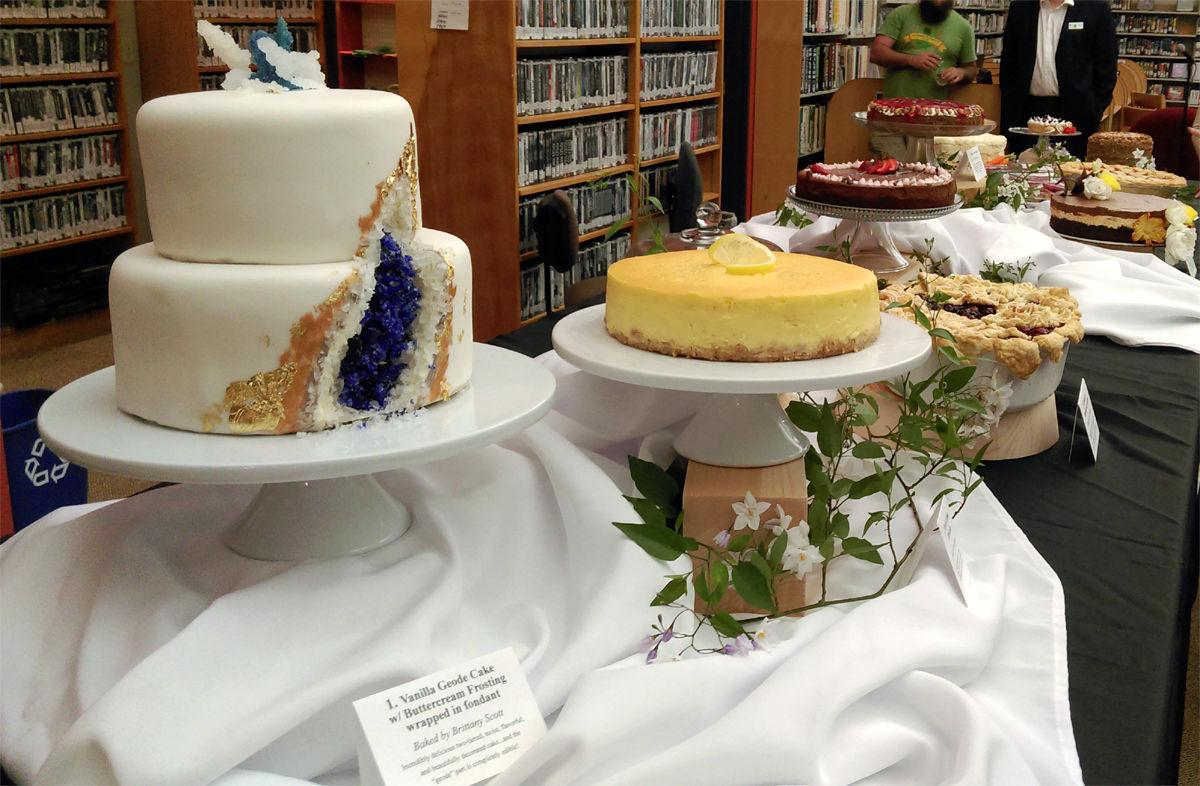8th annual just dessert auction