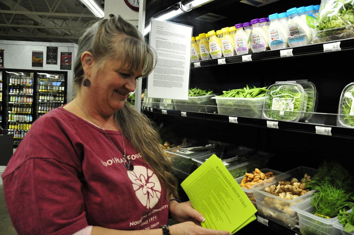 Wendi Tubbs, Oregon Microgreens