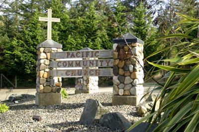 Pacific Community Church, Bandon Oregon