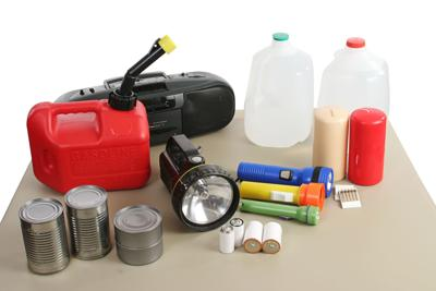 115870009 emergency supplies