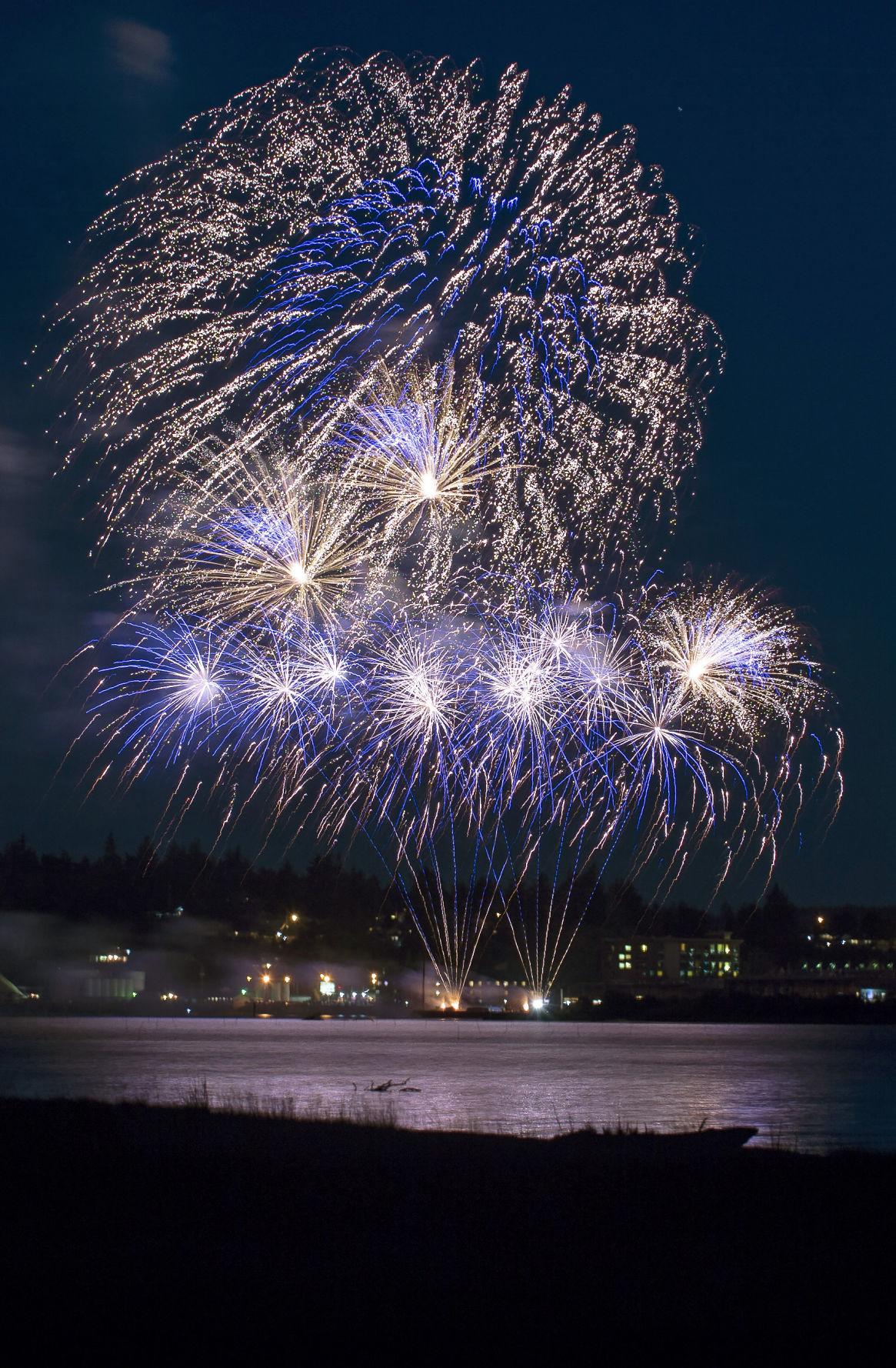 Mill Fireworks
