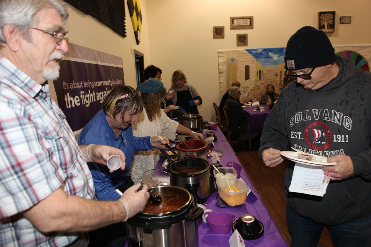 Relay for Life Chili Cook-off