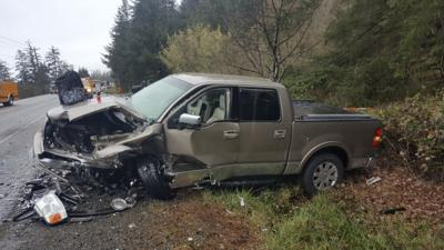 UPDATE: Drivers identified in fatal accident on U S  Highway 101