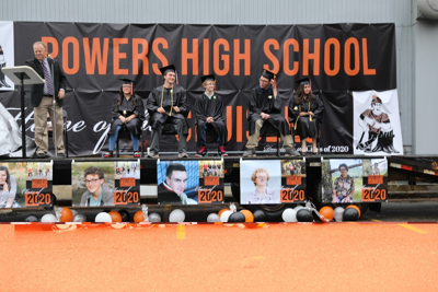 Powers High School