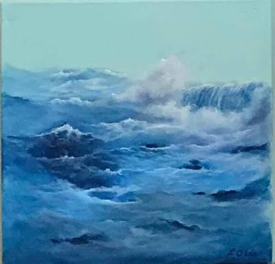 Art by the Sea Gallery and Studio Miniature & Small Works exhibition