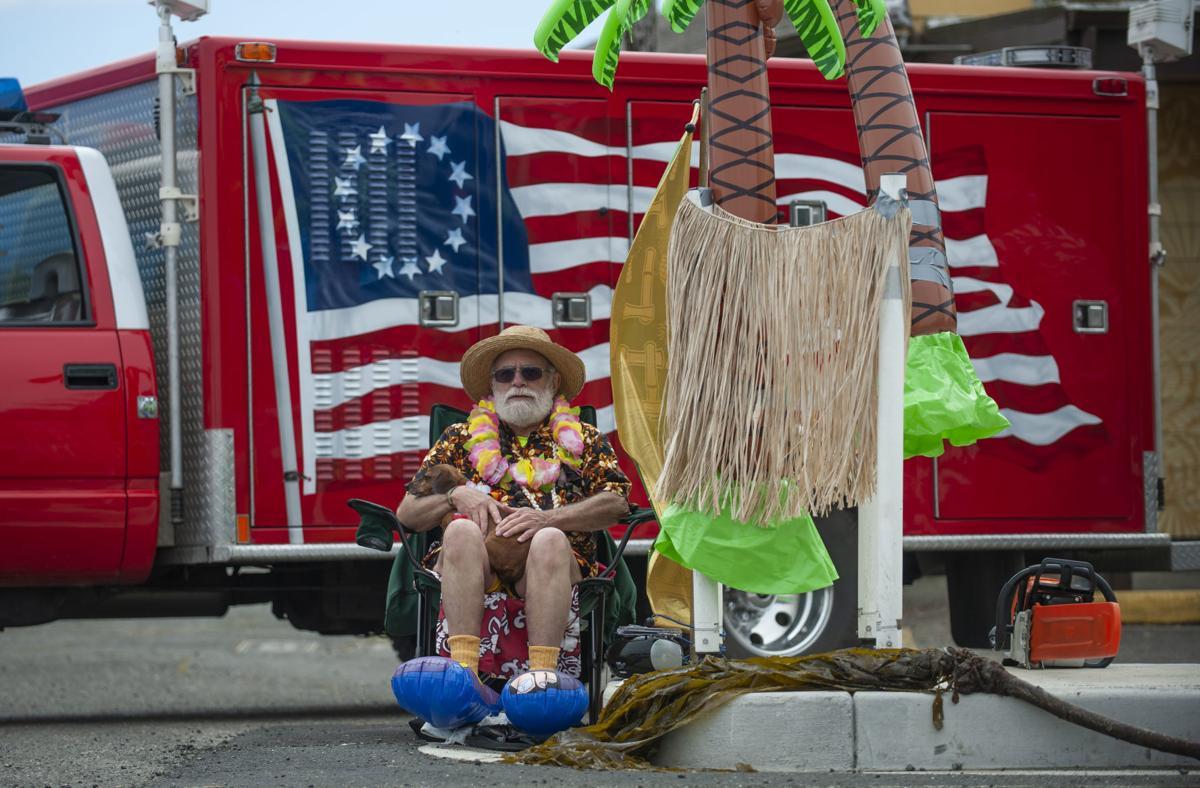 Charleston Parade