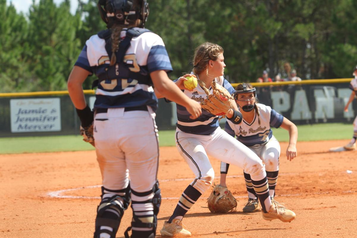 Lady Panthers sweep Pinewood, advance to final four
