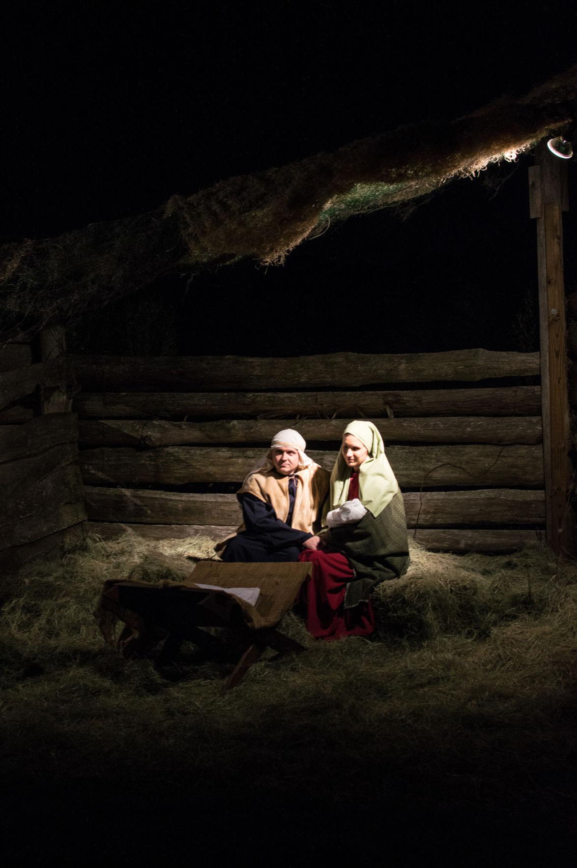 Mary and Josepth