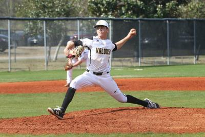 Baltimore Orioles select Valdosta High pitcher DL Hall in