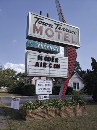 The Tifton Historic Preservation Commission voted to approve an application to demolish Town Terrace, also known as the Pink Motel.
