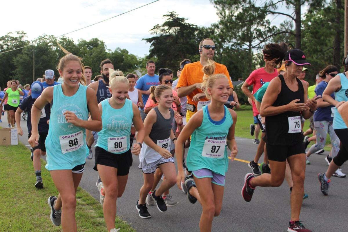 Northside Baptist holds charity 5K to support pastor with cancer