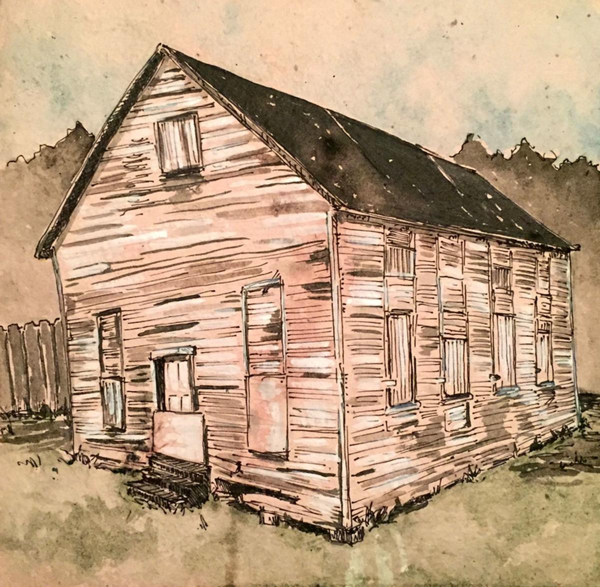 'Lodge' by Richard Curtis.