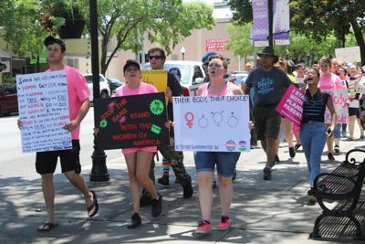 #ProWomen rally speaks out against 'heartbeat' law