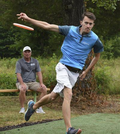 Westside disc golf course grand opening June 15; already drawing players from across the region