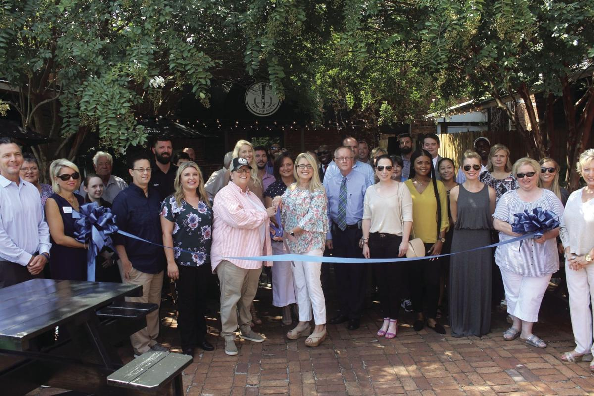 The Tift Tap House held an official ribbon cutting Aug. 7.