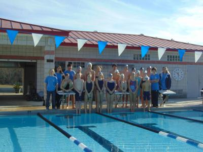 Tiftarea swimmers head for state meet