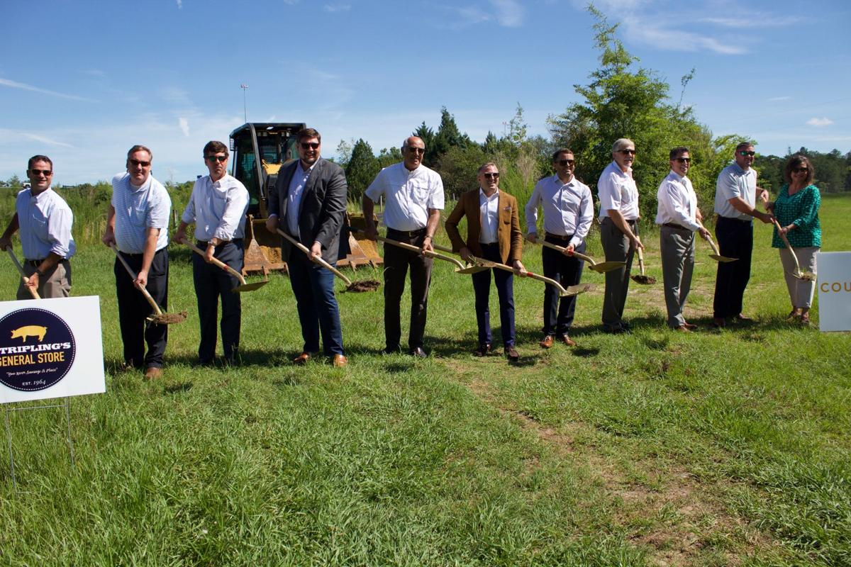 The groundbreaking for Tifton North was held on June 17.