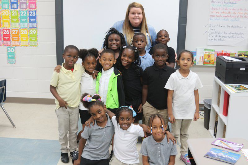 Video shows J.L. Lomax teacher, students connecting