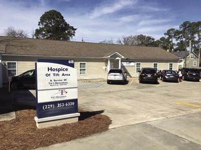 Hospice of Tift Area, a division of Tift Regional Medical Center, will livestream the Hospice Foundation of America's annual webinar series.
