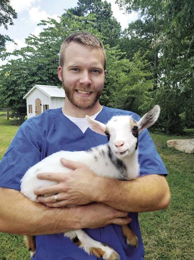 Dr. Thomas Turcotte is an ABAC alumnus who is a veterinarian at Harrodsburg Animal Hospital in Kentucky.