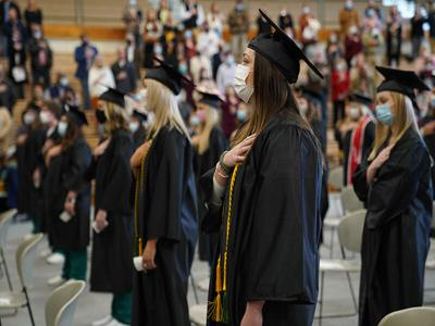 ABAC Schedules Three Spring Commencement Ceremonies for May 14