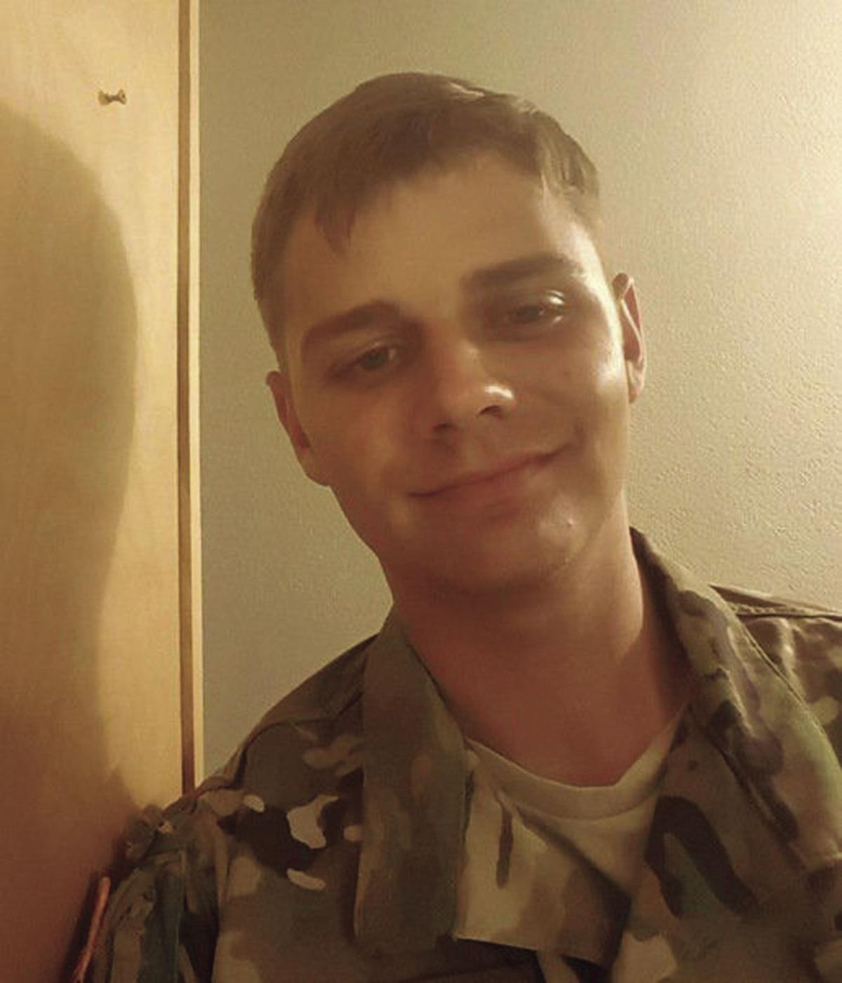 Jonathon Busbin, 23, was a veteran of the Army Airborne Infantry. He committed suicide in October 2017.
