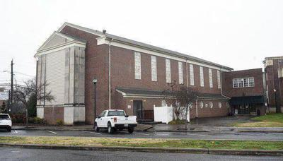 Ten months after county abandoned Administrative Building 2, it is still standing