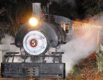 Tickets now available for North Pole Express at the Georgia
