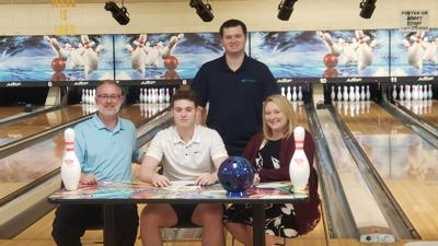Pins lead to pins for Marta: Tift County bowler signs scholarship
