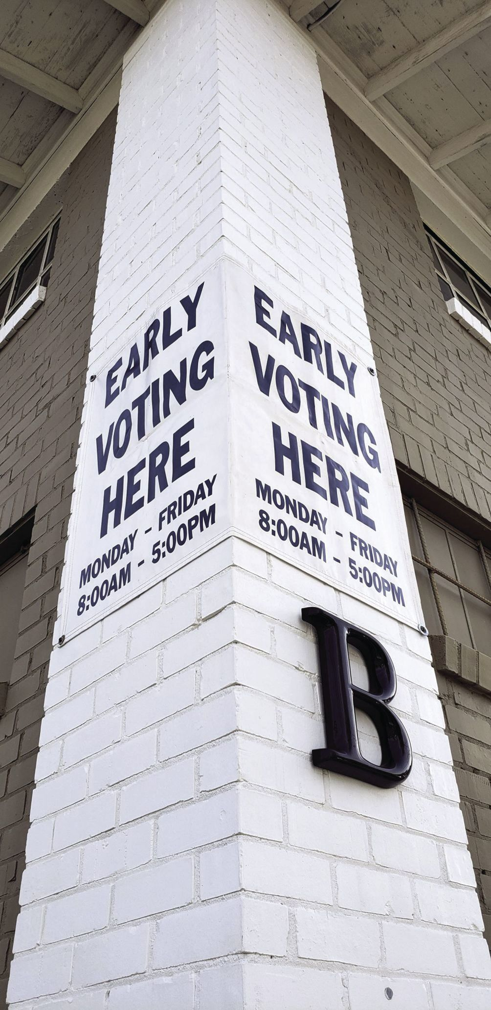 Tifton's polling place is located at the elections office, located at 222B Chesnutt Ave. All city voters will vote at that location between the hours of 7 a.m. and 7 p.m.