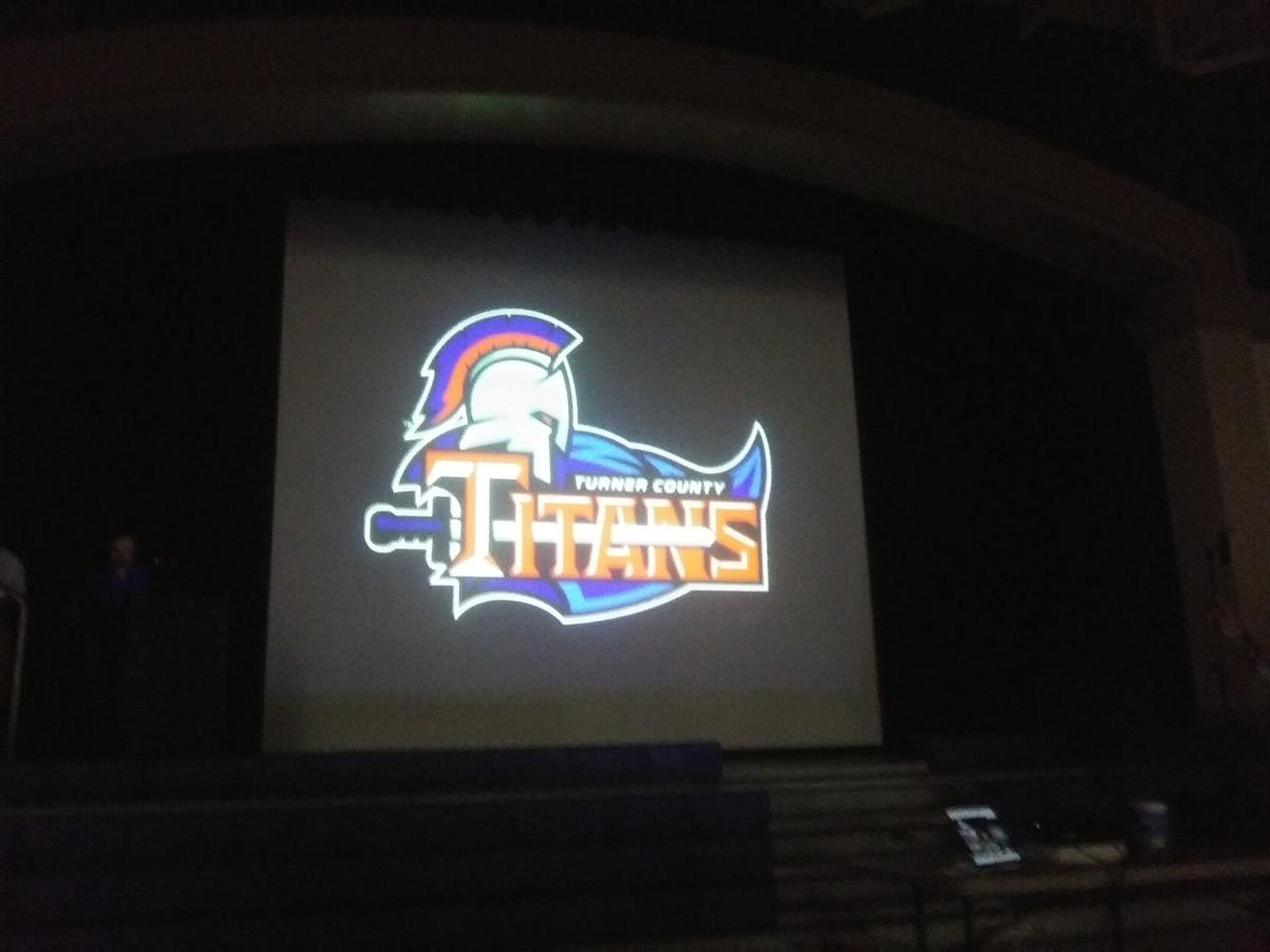 Turner County reveals new mascot