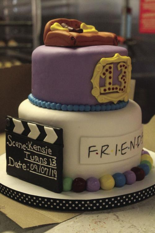 Phenomenal Simply Sweet Celebrations Does Custom Items Such As This Friends Funny Birthday Cards Online Chimdamsfinfo
