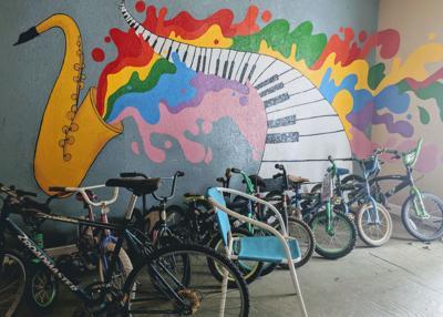 Bike co-op