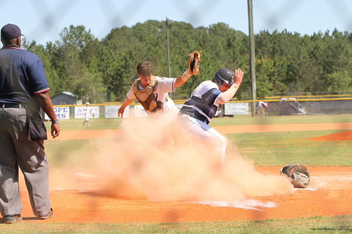 Panthers reach final four after wild doubleheader