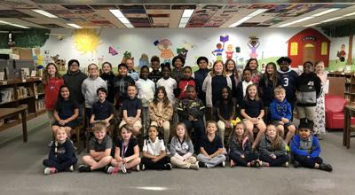 Northside Elementary holds Pennies for Patients fundraiser supporting Leukemia and Lymphoma