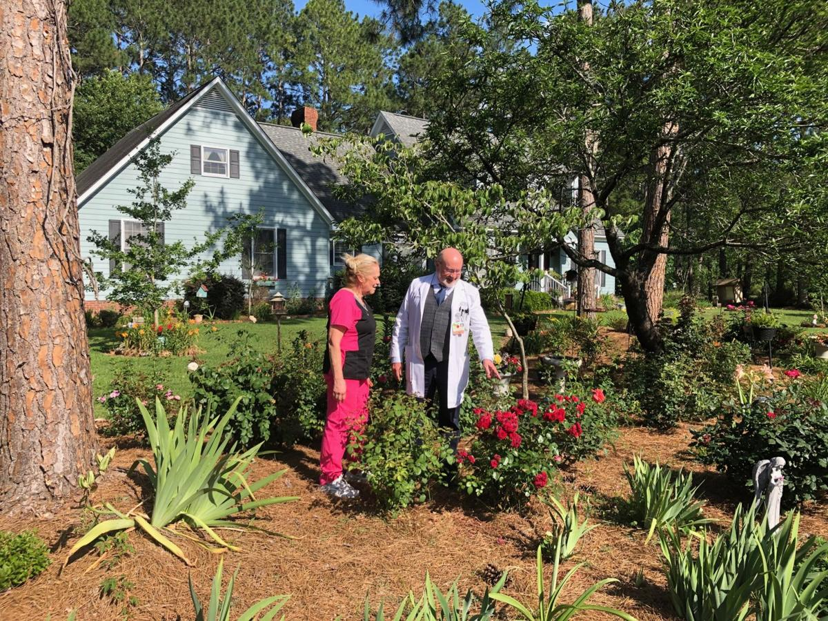 The Tifton Council of Garden Clubs recently celebrated Garden Week in Georgia.