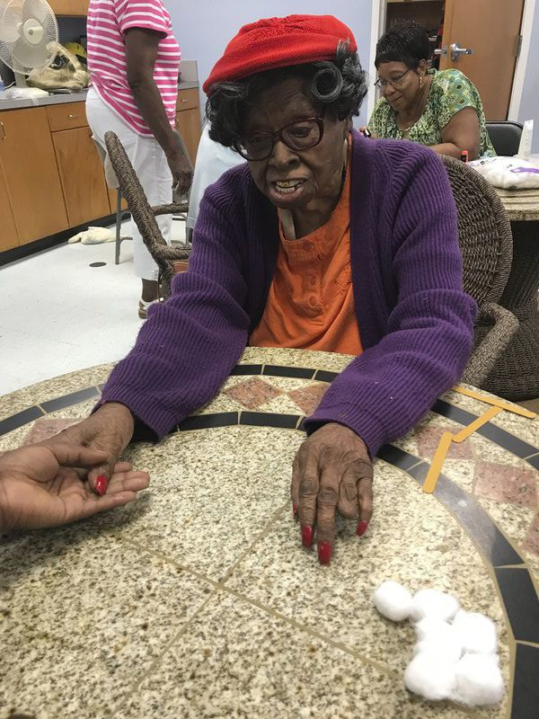 Growing Old, Going Hungry: Centers feed aging population