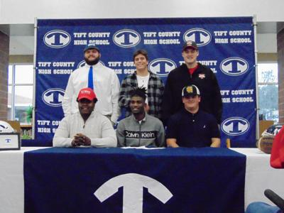 Six Blue Devils ink on signing day