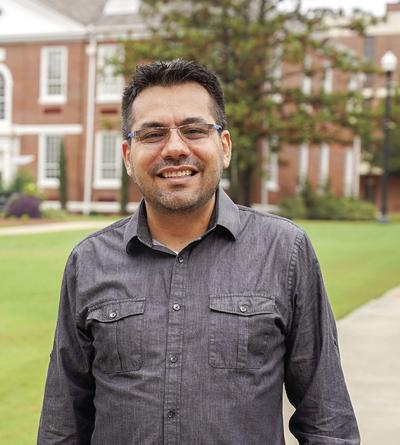 Dr. Adrian Israel Martinez-Franco is the new head of the department of rural studies at ABAC.