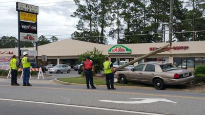 Seizure causes Tifton man to lose control of car | News