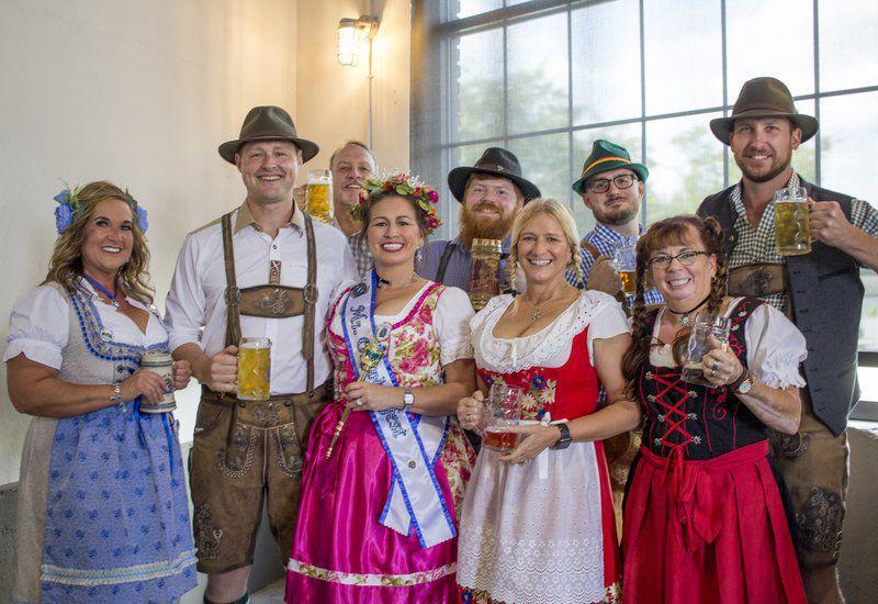 Georgia Beer names Oktoberfest queen