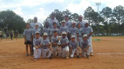 Tift County second in baseball tournament