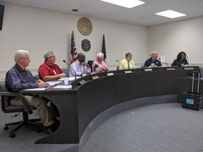 The Tift County Board of Commissioners met on Oct. 14.