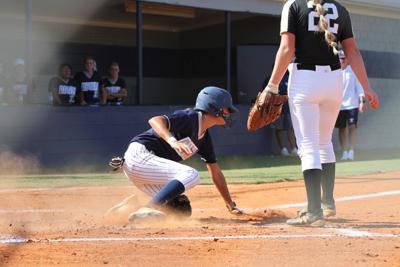 Lady Devils upset Colquitt, split softball series