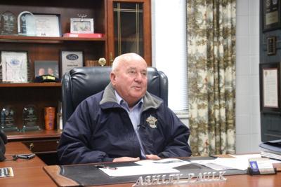 Lowndes County Sheriff Ashley Paulk