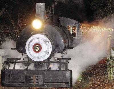 The 1917 steam locomotive at ABAC's Georgia Museum of Agriculture will be loaded with good cheer for the holidays on Dec. 5-7 and Dec. 12-14 when the North Pole Express makes its annual run to Santa Claus.